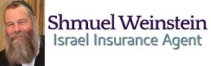 Shmuel Weinstein - Israel Insurance Agent